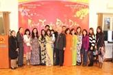 La communauté des Vietnamiens en Grèce fête le Têt traditionnel