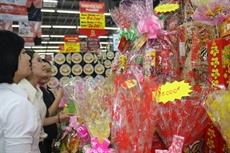 Les paniers cadeaux sont remplis à 90% de produits vietnamiens