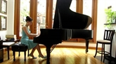 Châu Giang, pianiste et peintre aux États-Unis