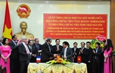 Notariat : Thai Nguyên établit un jumelage avec Rouen