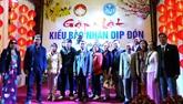 Dak Lak : rencontre des Viêt kiêu à loccasion du Têt traditionnel