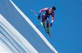 Ski : à Kitzbühel,