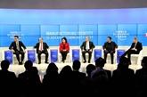 Le PM achève avec succès sa participation au Forum de Davos