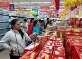 Déferlante de marchandises vietnamiennes sur le marché du Têt