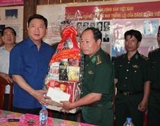 Une délégation de Hô Chi Minh-Ville formule ses vœux du Têt à Tây Ninh