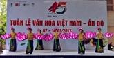 Le Vietnam au Congrès national de lOrganisation indienne pour la paix et la solidarité