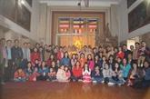 Têt traditionnel : les Vietnamiens en Inde prient pour une année heureuse