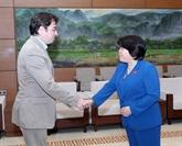 Une année riche en relations Vietnam - Francophonie