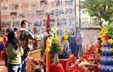 Le Têt Nguyên Tiêu fêté au Laos