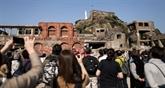 Au Japon, Hashima, une ville fantôme face à son passé trouble
