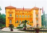 Le palais présidentiel de Hanoï parmi les meilleurs palais du monde