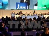 Agriculture : le Vietnam à la conférence annuelle du conseil administratif du FIDA