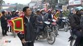 Nghê An : incident concernant les paroissiens de Song Ngoc