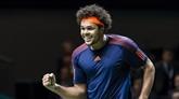 Tennis : Tsonga soffre Cilic et une demie à Rotterdam