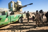 Les forces irakiennes lancent la bataille pour louest de Mossoul