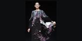 Fashion Week - Chalayan entre Grèce et paillettes à Londres
