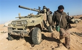 Mossoul : les forces irakiennes reprennent deux localités au sud