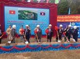 Le Vietnam soutient lagriculture et la sylviculture du Laos