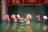 À Dào Thuc, les marionnettes sur eau dansent au rythme des traditions