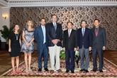 Le parti argentin PRO renforce ses liens avec Hô Chi Minh-Ville