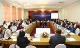 APEC : plus de 580 délégués ont participé aux activités de la SOM 1 à Khanh Hoà