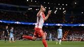 Ligue des champions : festival de buts à Manchester et Leverkusen