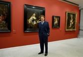 LAméricain Kaplan expose sa collection de Rembrandt au Louvre