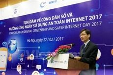 Le Vietnam entend porter le taux dinternautes à 80-90% de la population