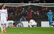 Europa League : fin de parcours pour Tottenham, Bilbao et la Fiorentina en 16e