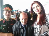 Adieu à Carlos Argenis Martinez, un bon ami du peuple vietnamien
