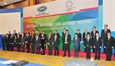Clôture de la conférence des vice-ministres des Finances de lAPEC