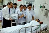 Les médecins vietnamiens à lhonneur