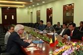 Vietnam-Belgique : une coopération éducative avec lUniversité catholique de Louvain