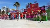 Les Vietnamiens à Chypre fêtent le Nouvel An lunaire