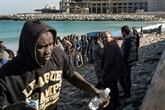 Plus de 120 migrants secourus au large de Tripoli