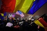 Roumanie : le gouvernement ébranlé par la poursuite des manifestations