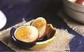 Œufs mijotés à la sauce soja