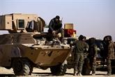 Syrie : violents combats à 20 km de Raqa, fief de l'EI