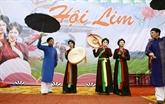 Fête de Lim : retour à Bac Ninh pour déguster des airs du quan ho
