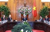 Les entreprises américaines apprécient lenvironnement des affaires au Vietnam