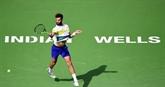 Tennis : paire chute dentrée, Herbert continue à Indian Wells