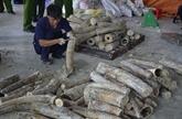 LUSAID finance un projet de lutte contre le trafic illicite despèces sauvage