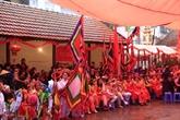 Le village de la céramique de Bat Tràng en fête