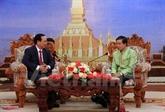 Hanoï et Vientiane renforcent les relations de coopération