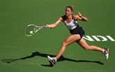 Tennis : Parmentier bouscule Kerber à Indian Wells