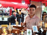 Une start-up et des lampes à pleins tubes