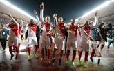 Ligue des champions: Monaco la fait