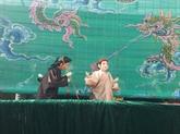 Les marionnettes de Bao Hà : une histoire qui ne tient plus quà un fil