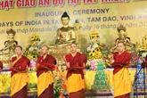 Vinh Phuc : 2e Journée culturelle du bouddhisme indien