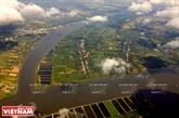 Les experts appellent à économiser leau agricole dans le delta du Mékong